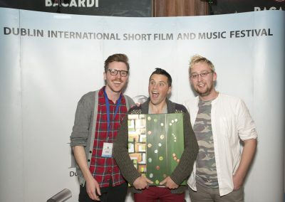 Best Irish Short Directed by Mark Smith