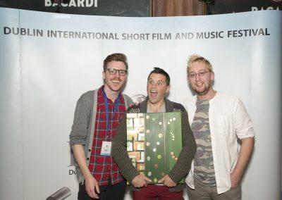 Best Irish Short Directed by Mark Smith