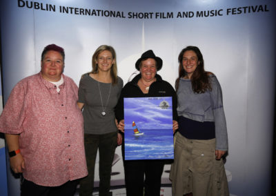 Best Music Score, Martina Walker, Elga Fox, Melanie Hoskin, Staged, Directed by Sonya Mulligan and Rachel Gregan,Ireland