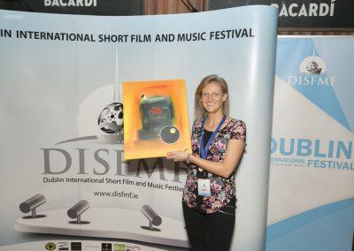 Director Rachel Gregan