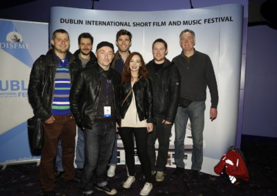 Filmmakers attending screening at Cineworld