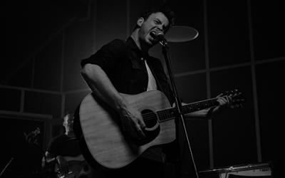 Jeremy Engel live at The Sugar Club