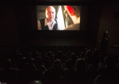 Still from screening In The Name of The Father directed by Paul O'Halloran