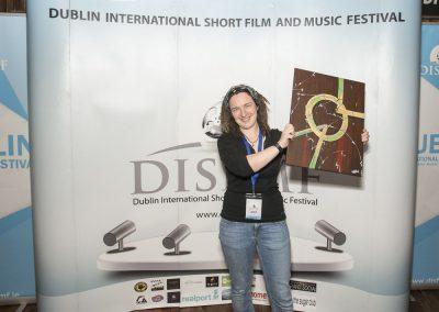 Winner Fiona Graham
